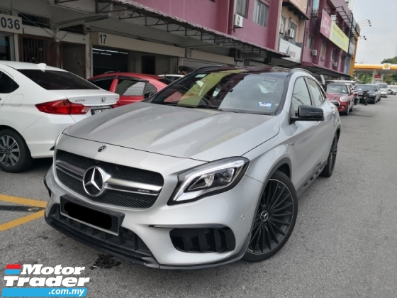 2017 MERCEDES-BENZ GLA GLA45 New Facelift AMG 4Matic TRUE YEAR MADE 2017 15k km Mil Pre Reg Car By MBM New Car Rate 2.XX