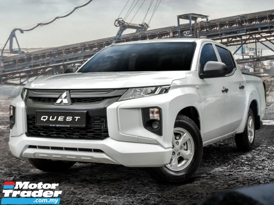 2019 MITSUBISHI TRITON 2.5 QUEST 4X2 ((( BIG OFFER )))