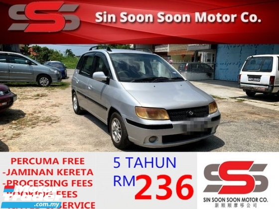2008 HYUNDAI MATRIX 1.6 PREMIUM FULL SPEC BLACKLIST BOLE LOAN(AUTO)2008 Only 1 LADY Owner, 92K Mileage, TIPTOP, ACCIDENT-FREE HONDA TOYOTA NISSAN MAZDA PERODUA MYVI AXIA VIVA ALZA SAGA PERSONA EXORA ERTIGA VIOS YARIS ALTIS CAMRY VELLFIRE CITY ACCORD CIVIC ALMERA SYLHPY KIA