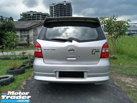 2010 NISSAN LIVINA 2010 Nissan GRAND LIVINA 1.8 (A) IMPUL