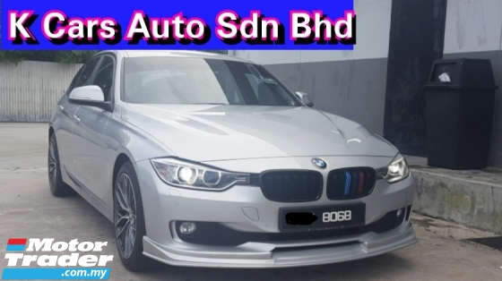 2014 BMW 3 SERIES F30 316i (CKD) Original Mileage Keep Like Showroom Car Condition Original Paint Never Accident Before No Repair Need Worth Buy