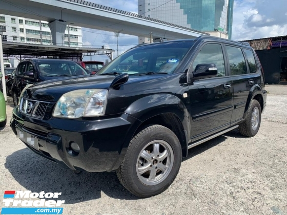 2012 NISSAN X-TRAIL 4WD 2.0L C-CVT AUTO / ORI YEAR MAKE 2012 / TIPTOP CONDITION / BLACKLIST CAN LOAN / DOWN PAYMENT RM1000