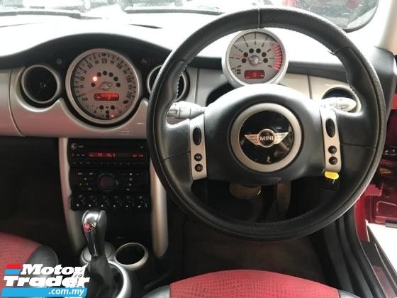 2005 MINI Cooper 1.6 1.6 1 DOCTOR OWNER TIP TOP CAR