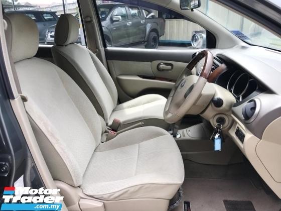 2011 NISSAN LIVINA 1.6 EXCELLENT CAR CONDITION