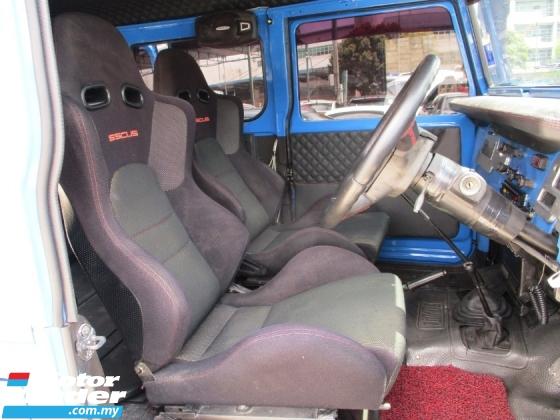 1981 TOYOTA LAND CRUISER 3.2 (M) 4x4 Diesel