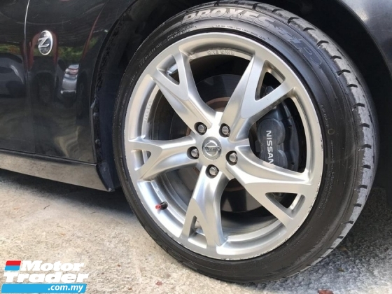 2010 NISSAN 370Z FAIRLADY 3.7 Coupe (A)15 KM MILLEAGE ONLY FULL SERVICE RECORD TRUE YEAR MADE 2010 ONE CAREFUL OWNER
