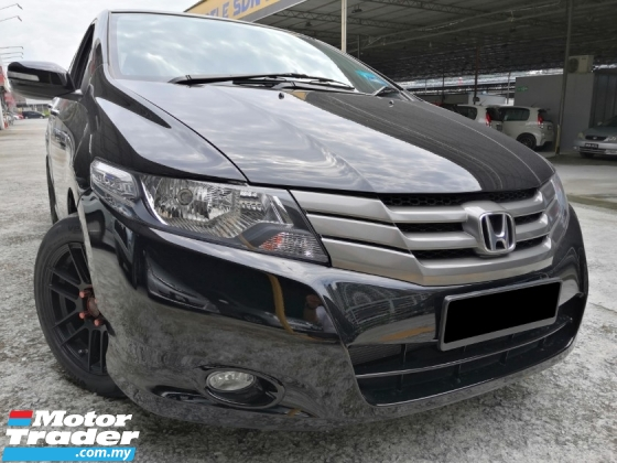 2010 HONDA CITY Honda City 1.5 E I-VTEC AT NEW FACELIFT ONE OWNER