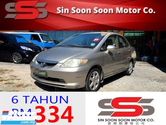 2005 HONDA CITY 1.5 VTEC 7 SPEED PREMIUM FULL SPEC(AUTO)2005 Only 1 UNCLE Owner, LOW Mileage, TIPTOP with SPORT PADDLE SHIFT HONDA TOYOTA NISSAN MAZDA PERODUA MYVI AXIA VIVA ALZA SAGA PERSONA EXORA ERTIGA VIOS YARIS ALTIS CAMRY VELLFIRE CITY ACCORD CIVIC ALMERA SYLHPY