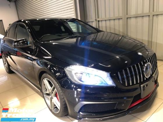 2014 MERCEDES-BENZ A45 AMG  2.0 4MATIC Edition 1 - Unreg - 0% SST - Japan Mercedes-Benz Certified Cars - Harmon Kardon - Panaromic Roof