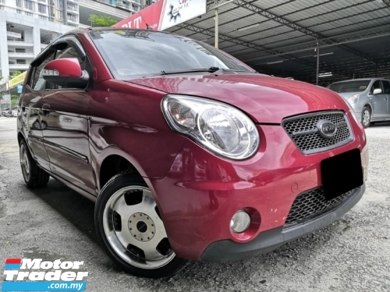 2010 KIA PICANTO Naza Picanto 1.1 AUTO TIPTOP CONDITION NEW FACELIFT