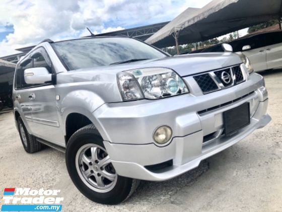 2009 NISSAN X-TRAIL 2.0 4WD (A) FACELIFT 1 DIRECTOR OWNER TIP-TOP CONDITION