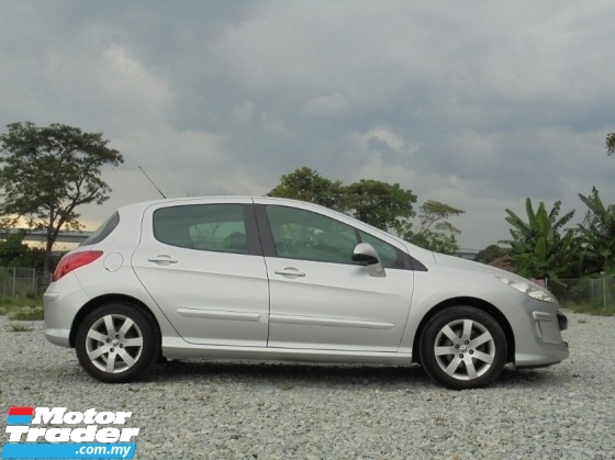 2012 PEUGEOT 308 1.6 VTi TipTOP Condition LikeNEW