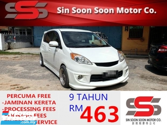 2011 PERODUA ALZA 1.5 PREMIUM FULL Spec BLACKLIST BOLE LOAN(AUTO)2011 Only 1 LADY Owner, 50k Mileage, TIPTOP, ACCIDENT-Fre,with BODYKIT & AIRBEG HONDA TOYOTA NISSAN MAZDA PERODUA MYVI AXIA VIVA ALZA SAGA PERSONA EXORA ERTIGA VIOS YARIS ALTIS CAMRY VELLFIRE CITY ACCORD KIA