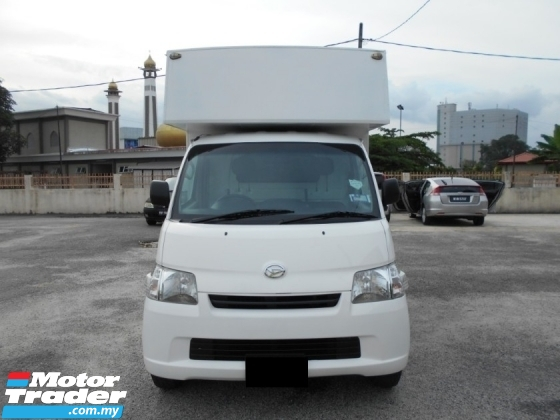 2012 DAIHATSU GRAN MAX 1.5 (M)MOBILE TRUCK GOOD CONDITION LOW MLEAGE LIKE NEW ACCIDENT FREE AND 1 CAREFUL OWNER