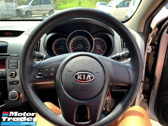 2010 KIA FORTE NAZA 1.6 FULL SPORT Spec BLACKLIST BOLE LOAN(AUTO)2010 Only 1 LADY Owner, 85KM, TIPTOP, ACCIDENT-Free, DIRECT-Owner, DVD &PADDLE Shift HONDA TOYOTA NISSAN MAZDA PERODUA MYVI AXIA VIVA ALZA SAGA PERSONA EXORA ERTIGA VIOS YARIS ALTIS CAMRY VELLFIRE ACCORD
