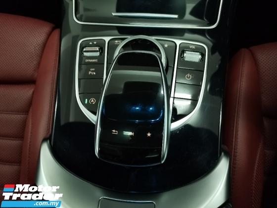 2017 MERCEDES-BENZ C-CLASS 3.YEARS WARRANTY C300 COUPE FULL SPEC EXCELLENT COND HIGHEST GRADE CAR. E250 C250 328I 428I A4 A5