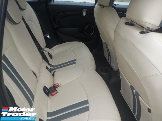 2014 MINI Cooper 2.0 S TURBO 4 DOORS BEIDGE INTERIOR JAPAN SPEC UNREG