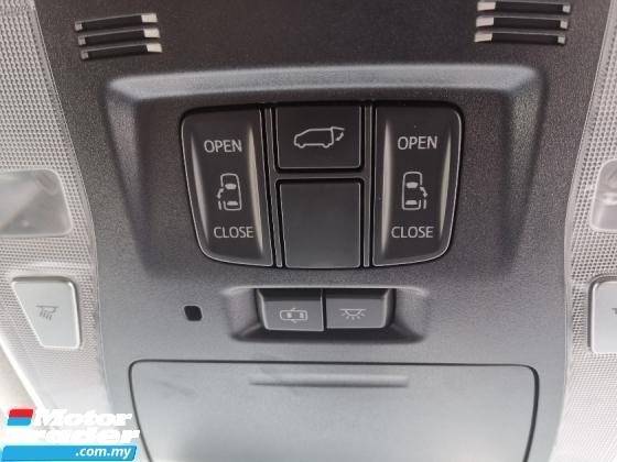 2015 TOYOTA ALPHARD 2.5 SC SPEC PILOT SEATS/2 POWER DOOR/POWER BOOT UNREG