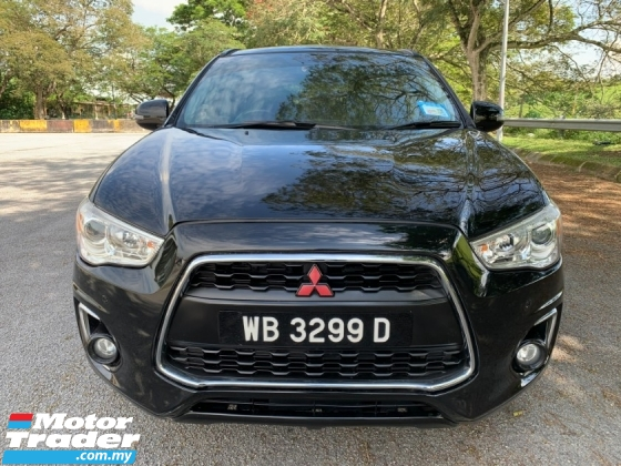 2015 MITSUBISHI ASX 2.0 SUV (A) 2015 4WD LED Tail Lamp Push Start Leather Seat TipTop Condition View to Confirm