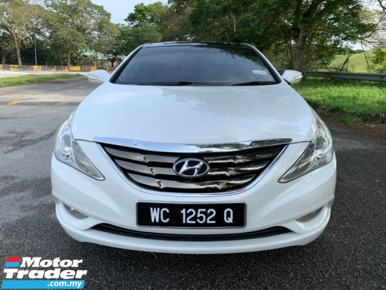 2011 HYUNDAI SONATA 2.0 High Spec (A) 1 Owner Only Panaromic Sunroof Push Start TipTop Condition View to Confirm