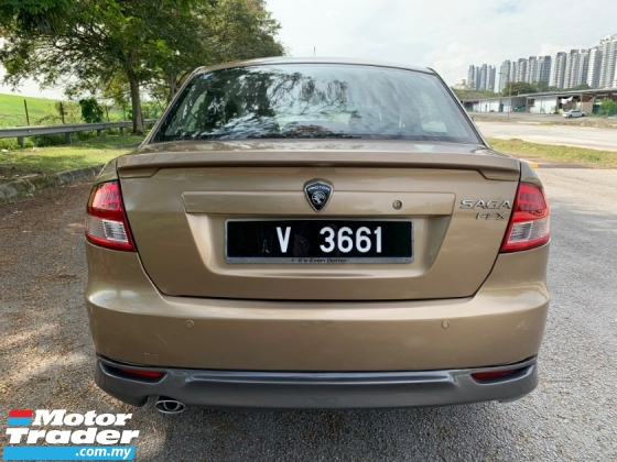 2012 PROTON SAGA 1.3 FLX Executive (A) 1 Owner Only Full Set Bodykit TipTop Condition View to Confirm