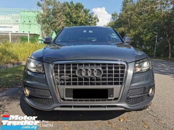 2011 AUDI Q5 2.0 (A) TFSI S-LINE QUATTRO - LIKE NEW CAR (MUST VIEW )