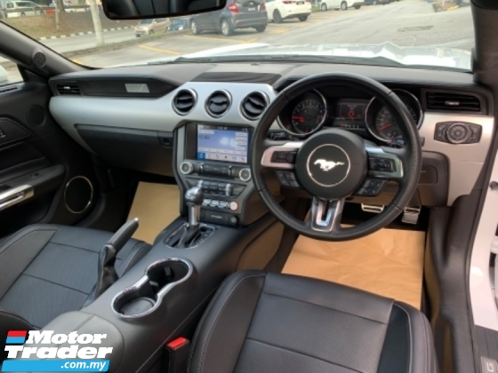2018 FORD MUSTANG MUSTANG 2.3 ECOBOOST (8371)