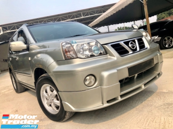 2007 NISSAN X-TRAIL 2.0L (A) NEW YEAR PROMOTION LIKE NEW CAR CONDITION MUST VIEW