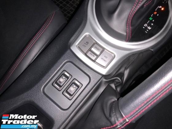 2015 TOYOTA 86 2.0 push start back camera vsc sport mode heated seats unregistered