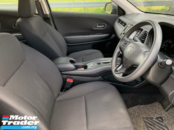 2016 HONDA HR-V 1.8 i-VTEC (A) Full Service Record 1 Lady Owner Only TipTop Condition View to Confirm