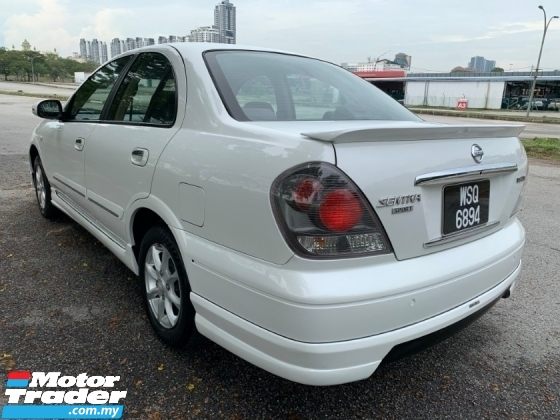 2010 NISSAN SENTRA 1.6 SG (A) 1 Owner Only Original New Pearl White Paint TipTop Condition View to Confirm