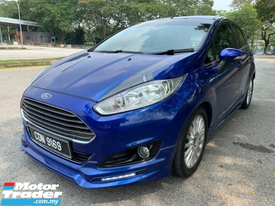 2015 FORD FIESTA 1.0 ECOBOOST (A) Full Service Record 1 Owner Only Day Running Light TipTop Condition View to Confirm