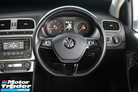 2017 VOLKSWAGEN VENTO 1.2 TSI (A) HIGH LINE (Ori Year Make 2017)(Warranty till 2022)(Full Service Record)