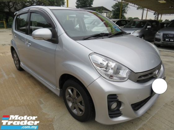 2015 PERODUA MYVI 1.5 (A) SE One Lady Owner Service On Time 100% Accident Free High Loan Tip Top Condition Must View