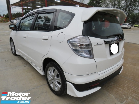 2016 HONDA JAZZ 1.3 (A) Hybrid One Lady Owner Full Mugen Bodykit 100% Accident Free High Loan Tip Top Condition Must View