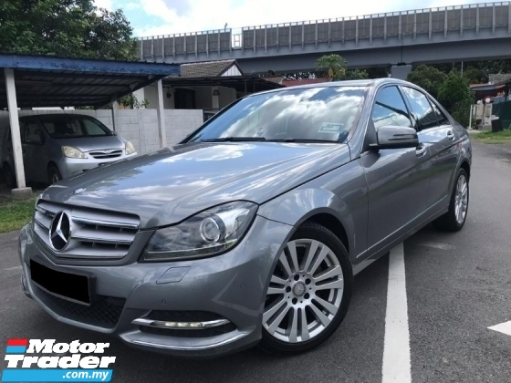 2014 MERCEDES-BENZ C-CLASS C200 CGI HIGH SPEC FULL SERVICE RECORD LOCAL SPEC ONE OWNER LOW MILEAGE TIPTOP CONDITION LIKE NEW CAR