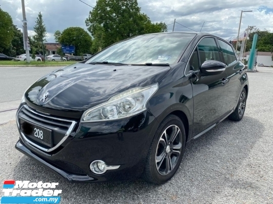 2017 PEUGEOT 208 1.6 VTI(A)99.9 LIKE NEW CAR FULL LOAN
