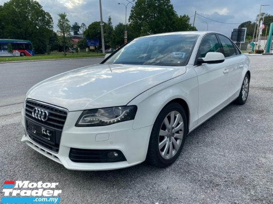 2011 AUDI A4 1.8T S-LINE PUSH START LOCAL CAR FACELIFT QUATTRO TIPTOP LIKE NEW