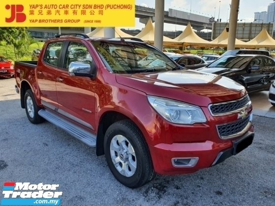 2013 CHEVROLET COLORADO LTZ 2.8 Diesel Turbo