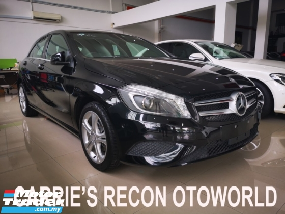 2014 MERCEDES-BENZ A-CLASS A180 SE - JAPAN SPEC - UNREG *COME AND SEE*