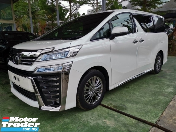 2018 TOYOTA VELLFIRE 3.5 Executive Lounge JBL HT SR Pre Crash LKA Unreg Sale Offer