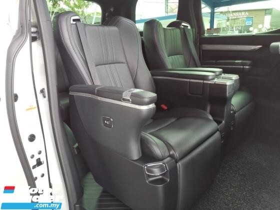2018 TOYOTA VELLFIRE 3.5 Executive Lounge JBL HT SR Pre Crash LKA Unreg Sale Offer