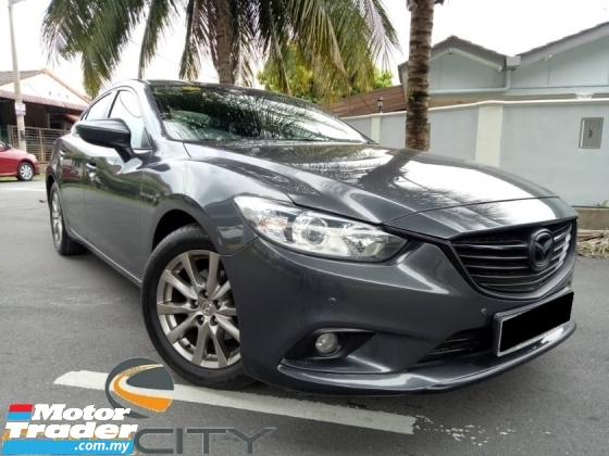 2015 MAZDA 6 2.0 SDN 5EAT PREMIUM HIGH SPEC ONE OWNER TIPTOP CONDITION LIKE NEW CAR SHOWROOM
