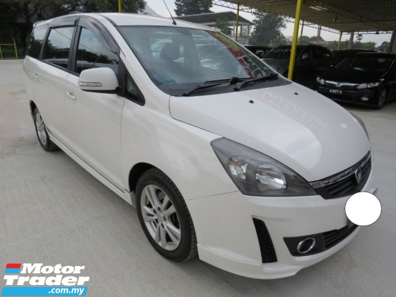 2014 PROTON EXORA 1.6 (A) Bold CFE Premium Nice No Plate 4949 One Owner Service On Time Accident Free High Loan Must View