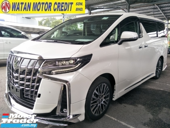 2017 TOYOTA ALPHARD 2.5 sc SUNROOF PRE CRASH SYSTEM JBL SOUND SYSTEM 360 SURROUND CAMERE FREE WARRANTY