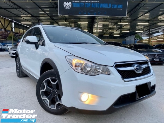 2015 SUBARU XV 2.0 Premium AWD FULL SPEC, LEATHER SEAT, PADDLE SHIFT, LIKE NEW, WARRANTY 1 YEAR, FULL SERVICE, END YEAR SALE