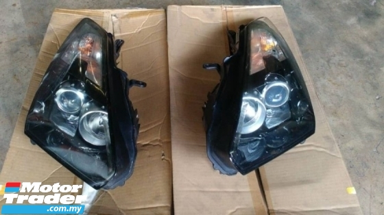 NISSAN GTR 35 HEAD LAMP 1 SET AUTO PARTS NEW USED RECOND CAR PART MALAYSIA NEW USED RECOND CAR PARTS SPARE PARTS AUTO PART HALF CUT HALFCUT GEARBOX TRANSMISSION MALAYSIA Enjin servis kereta potong separuh murah NISSAN GTR Malaysia