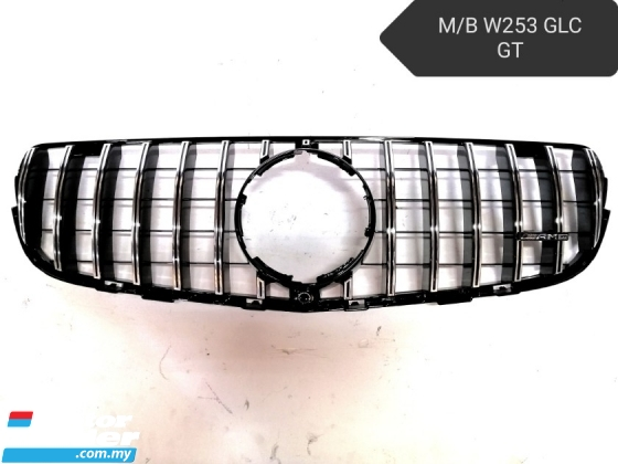 Mercedes benz (GT) Grille  Exterior & Body Parts > Body parts