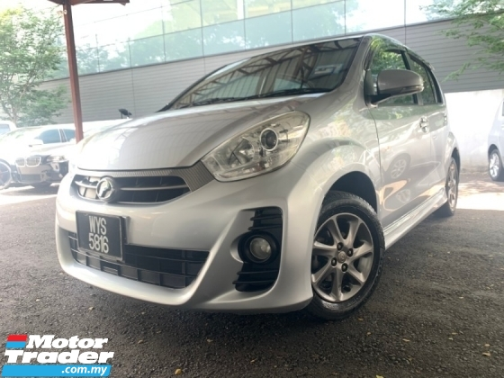 2013 PERODUA MYVI 1.5 AUTO SE (TURE YEAR ) TIP TOP CONDITION LIKE NEW