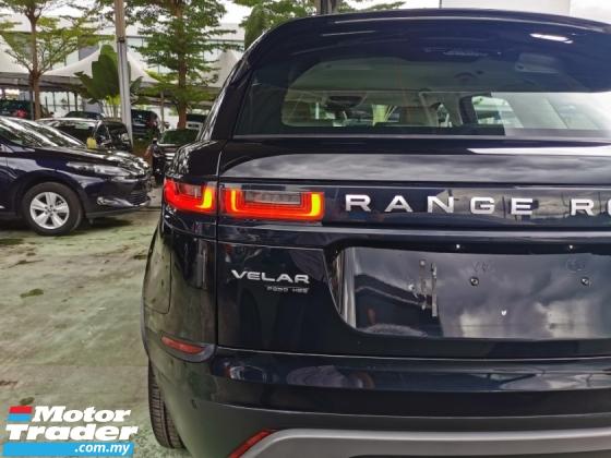 2018 LAND ROVER RANGE ROVER Velar P250